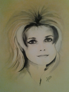 Catherine Deneuve by domter